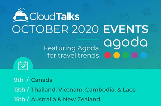 Cloudtalks: Agoda/ Cloudbeds