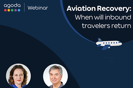 Aviation Recovery: When will inbound travelers return