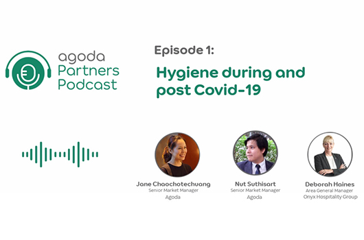 Partner Podcast Episode 2 – What is a Staycation?