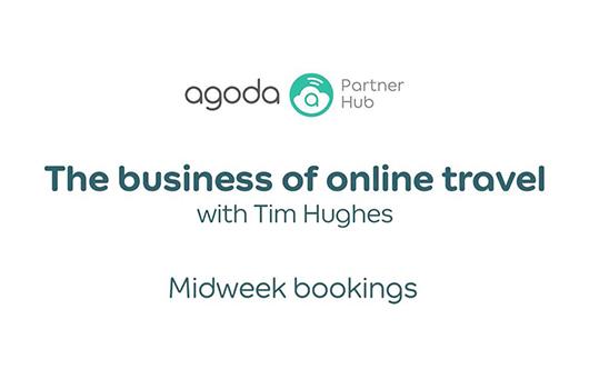 Midweek bookings