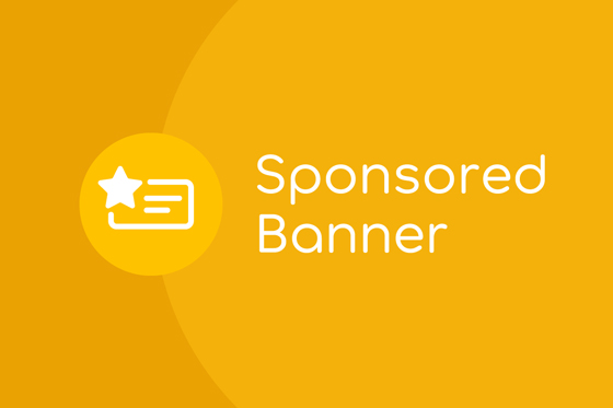 Sponsored Banners
