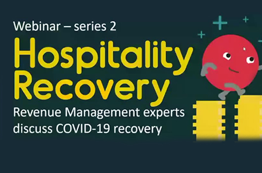 Revenue Management experts discuss COVID-19 recovery