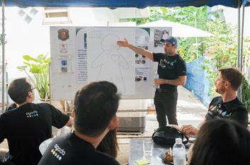 Boosting Community Based Tourism for a Bangkok Neighborhood