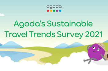 Agoda Sustainable Travel Trends Survey 2021