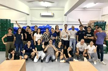 Agoda Partnered with COVID Relief Bangkok