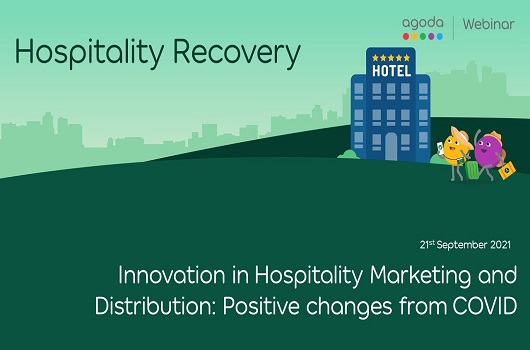 Innovation in Hospitality Marketing and Distribution: Positive changes from COVID